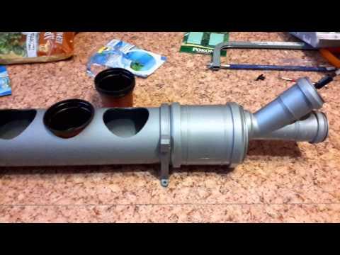 видео: Гидропонная установка dwc из пластиковых труб. Часть 2