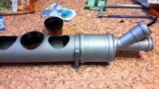 Гидропонная установка DWC из пластиковых труб. Часть 2