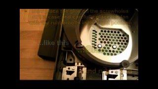 PS3 slim supersilent no noise