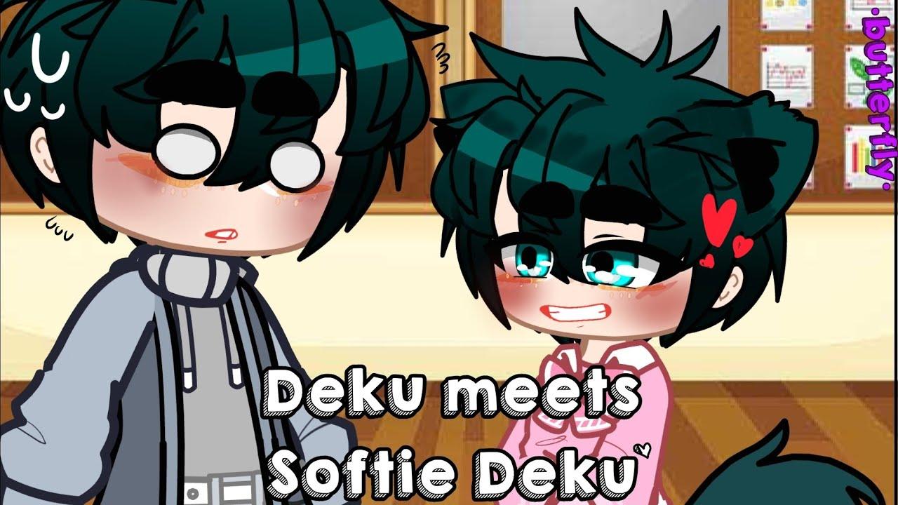 deku meets his soft version.   TW⚠️   bkdk 🙂💕  