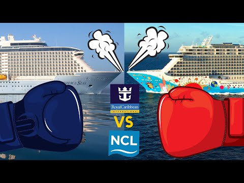 Royal Caribbean Vs Norwegian Cruise Line: Battle Of The Cruise Lines