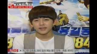 "110812 UKISS' Dongho @ ""Hong Gil Dong 2084"" Press Conference.flv"