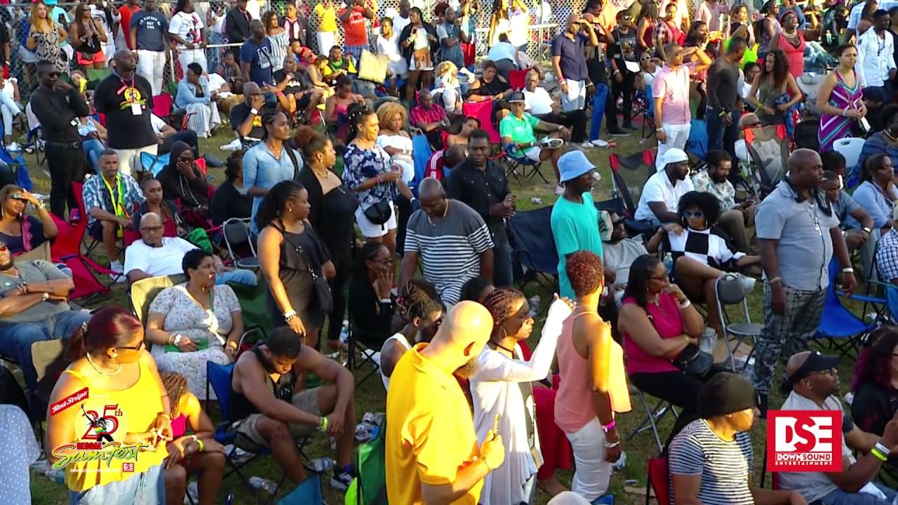 Image result for crowd at reggae sumfest 2017