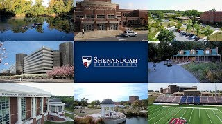 Shenandoah University Campus Overview 2017