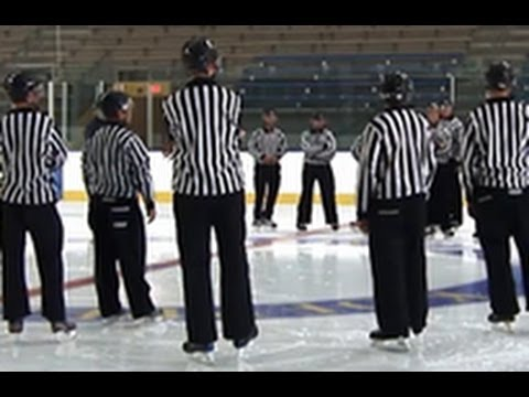Ice Hockey Referee Clinic