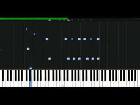 Blu Cantrell - Breathe [Piano Tutorial] Synthesia | passkeypiano