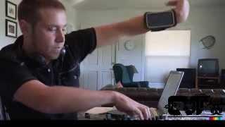 Arm Thingy tutorial w/ TouchDAW, MIDI Pipe, and Traktor