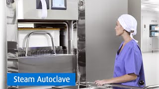 Hospital Autoclave Sterilizers - CSSD, OR & Medical Centers - Tuttnauer