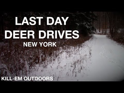 The Last Day Of Rifle Season