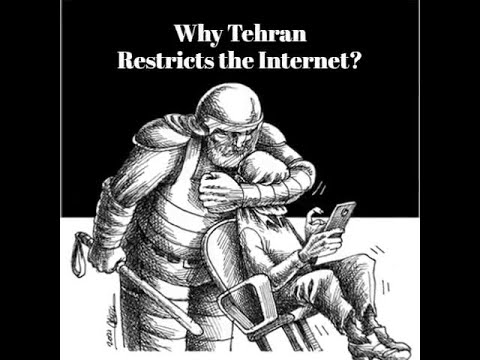 Why Authorities in Iran Try To Restrict Cyberspace?