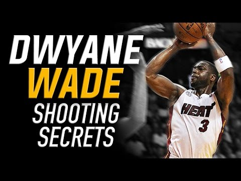 Dwyane Wade Shooting Form: NBA Shooting Secrets