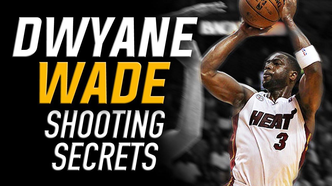 Dwyane Wade Shooting Form: NBA Shooting Secrets - YouTube