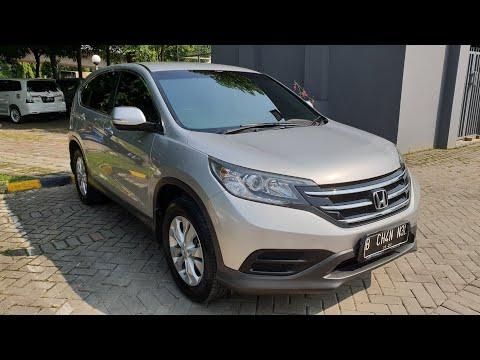 In Depth Tour Honda CRV RM 2.0 A/T (2013) - Indonesia