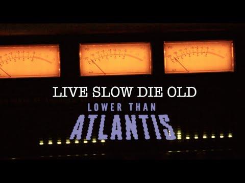 Live Slow Die Old // Lower Than Atlantis // Drum Cover