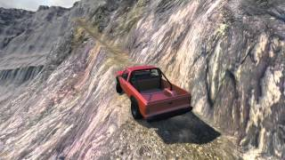 Leap of Death Version 0.1 - BeamNG Drive