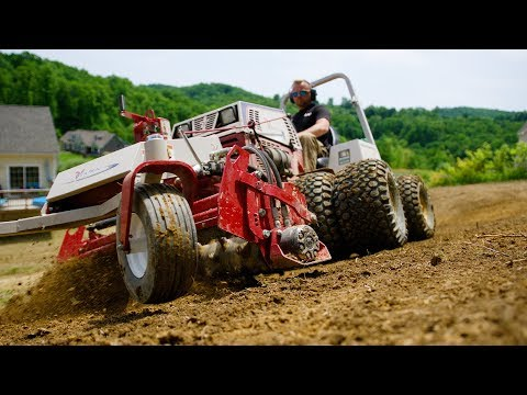 The Legendary Ventrac 4500 Tractor