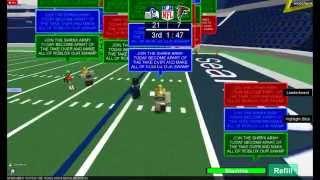 Crazy New Football Legends Shrek hack on ROBLOX