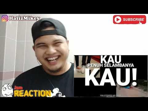 TEAM BANGKIT MALAYSIA (TBM) kasut sekolah ( REACTION) By Hafiz Mikey