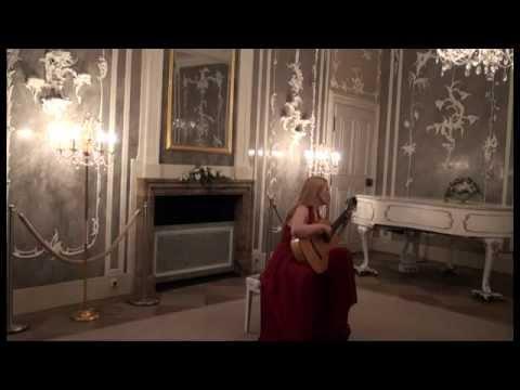 Heike Matthiesen : La Paloma (classical guitar)