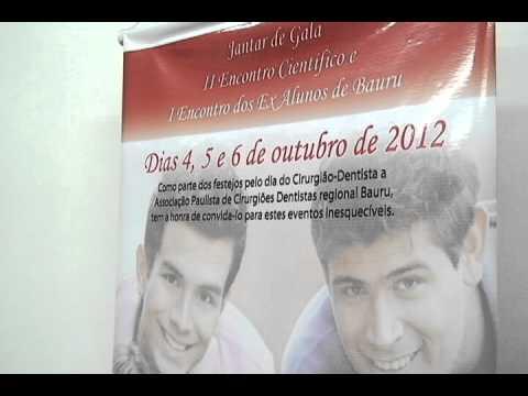 APCD Regional Bauru - Vídeo Institucional 2012