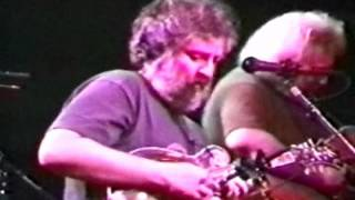 The Thrill is Gone - Jerry Garcia & David Grisman - Warfield Theater, SF 2-2-1991 set2-12