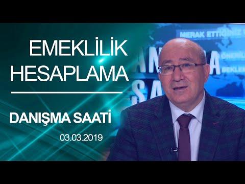 Danışma Saati (03.03.2019) - Medya24 Tv & Prodüksiyon