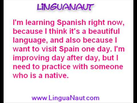 Learn English Introduce Yourself With English Text