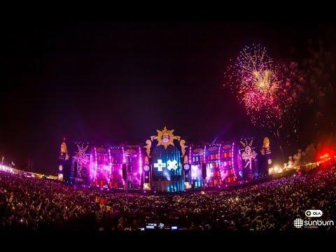OLA Sunburn Festival 2017 - Official Aftermovie