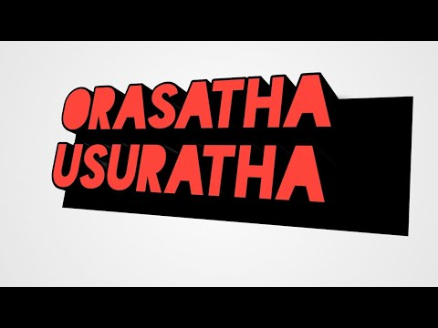 Orasatha Usuratha Hd Video Song