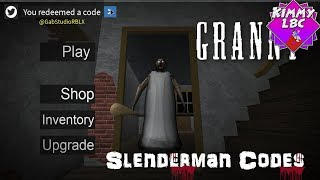 Roblox | Slenderman *CODES*