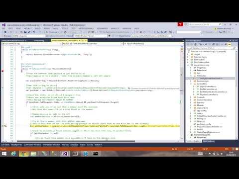 GitHub WebHook PR