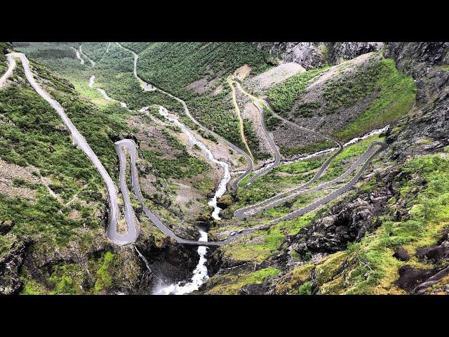 Trollstigen Norway - VLog106