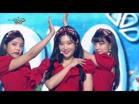 DIA - WooWooㅣ다이아 - 우우 [Music Bank Ep 942]