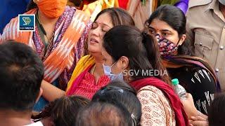 Meghana Raj Craves To See Last Glimpse Of Husband Chiranjeevi Sarja