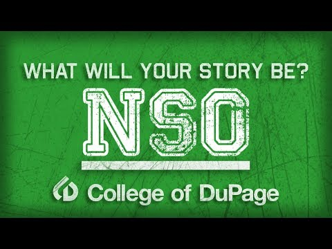 College of DuPage: 2017 New Student Orientation Highlights