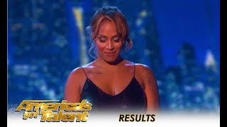 The SHOCKING Bottom 3 Up For #DunkinSave Vote | America's Got Talent 2018