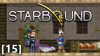 Starbound - Part 15 - Dreadwing Boss, Sprint Tech