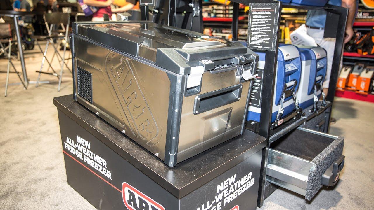 The Best Stuff We Found at the SEMA Show: ARB All-Weather Fridge Freezer