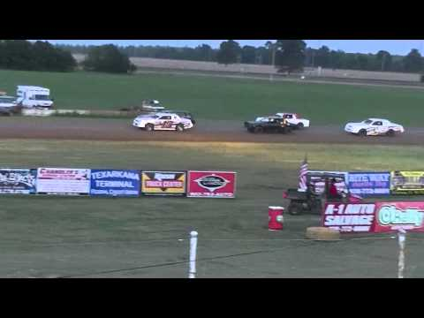 Texarkana 67 Speedway Factory Stock Heat Race