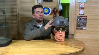 Toy Soldiers Airsoft, nota a 6 modelos de cascos como los usados por el US ARMY