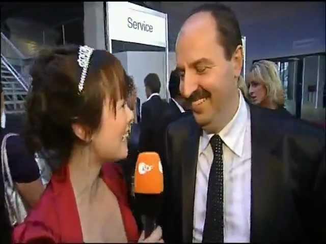 Johann Lafer @ Deutscher Fernsehpreis 2008