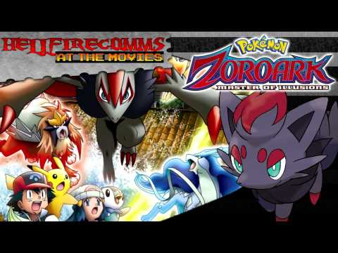 Pokemon Movie 13: Zoroark: Master of Illusions [Audio commentary] *READ DESCRIPTION* thumbnail