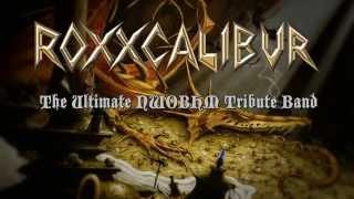 """ROXXCALIBUR """"Gems Of The NWOBHM"""" album trailer #1"""