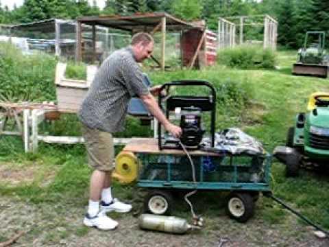 Hydrogen Generator Conversion Easy as 123