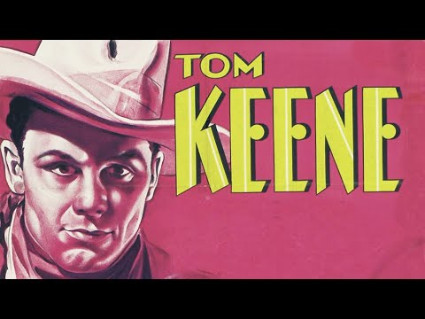 Riding the Sunset Trail (1941) TOM KEENE