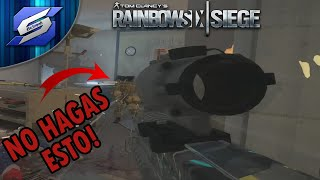 👉🏻 [NO HAGAS ESTO]   🎮 Rainbow Six Siege Gameplay ESPAÑOL LATINO 🇵🇷   xXSer SupremoXx