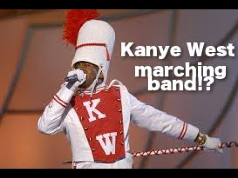 Kanye West & Jamie Foxx Marching Bands