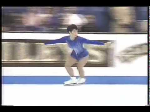 Yuka Sato 佐藤 有香 (JPN) - 1994 World Figure Skating Championships, Ladies' Free Skate
