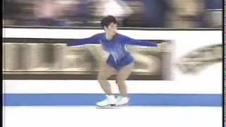 Chiba-Makuhari, JAPAN - 1994 World Figure Skating Championships, La...