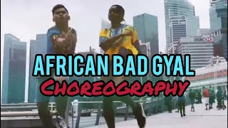 WizKid - African Bad Gyal feat. Chris Brown / Aya Berry & Alvinson Cody Choreography